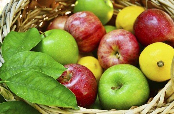 Fünf Apfelsorten, die Sie kennen müssen