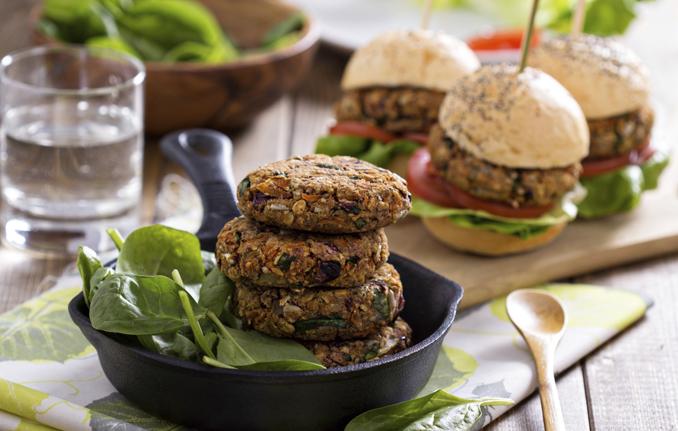 vegan veggie B12 Mangel Vorbeugen