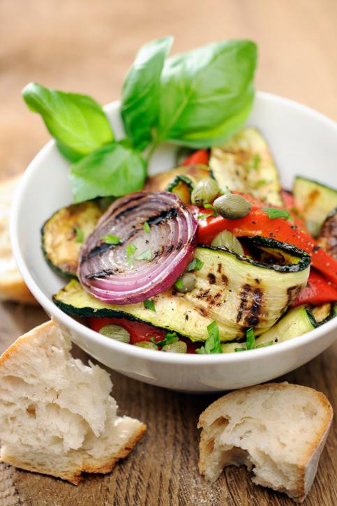 Vegan heißt nicht ohne Geschmack ©iStockphoto/Thinkstock