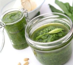 Gesundes Gemüse: Bärlauch