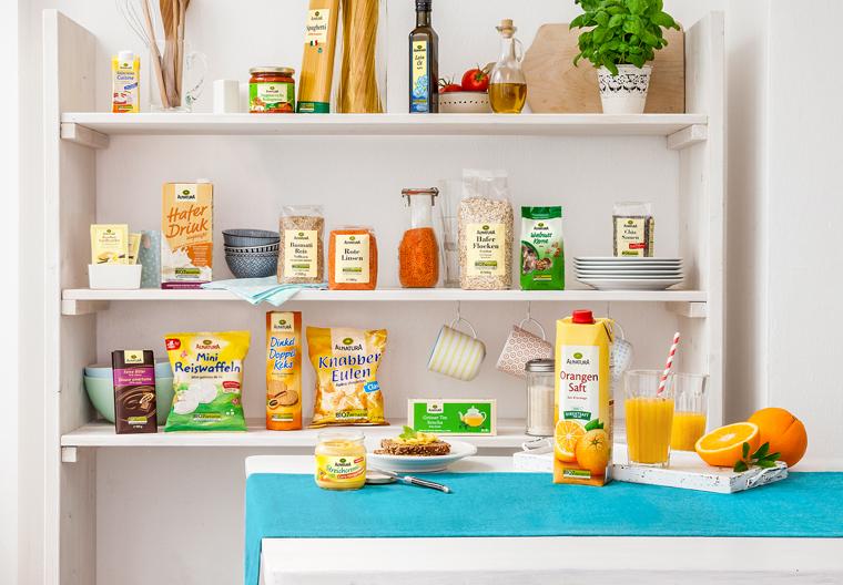 Wer keinen Bio-Supermarkt in seiner Nähe hat, kann die Produkte auch online bestellen.