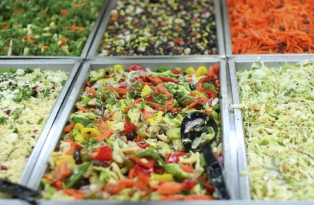 Regionale und Bio-Lebensmittel für Kantinen und Großküchen