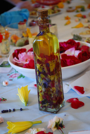 Blütenöl