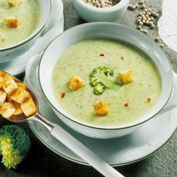 Mit Brokkoli-Suppe dem Regen trotzen