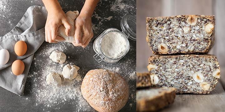 Brot ohne Hefe selber backen: 5 Rezepte ohne Hefe