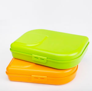 Diese praktischen Behälter bestehen komplett aus nachwachsenden Rohstoffen und sind ?Made in Germany?