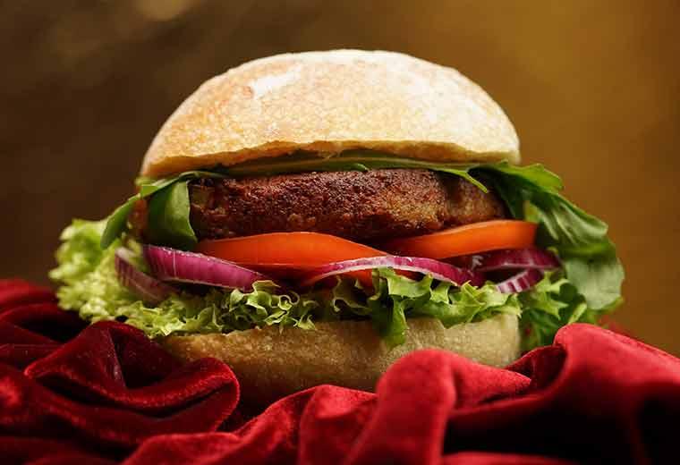 Zum Anbeißen - der Bux Burger
