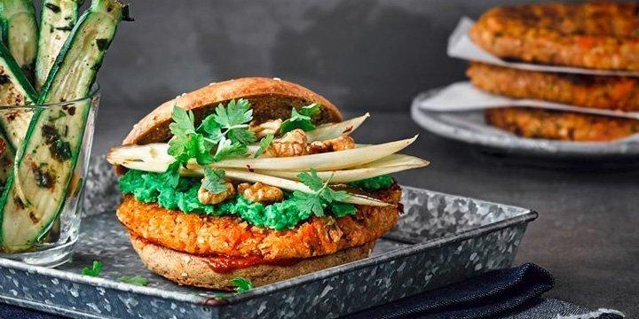 Leckere Burger-Rezepte von Beef bis Veggie