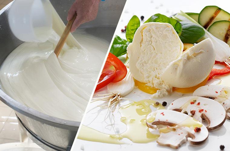 Burrata ist der neue (alte) Mozzarella