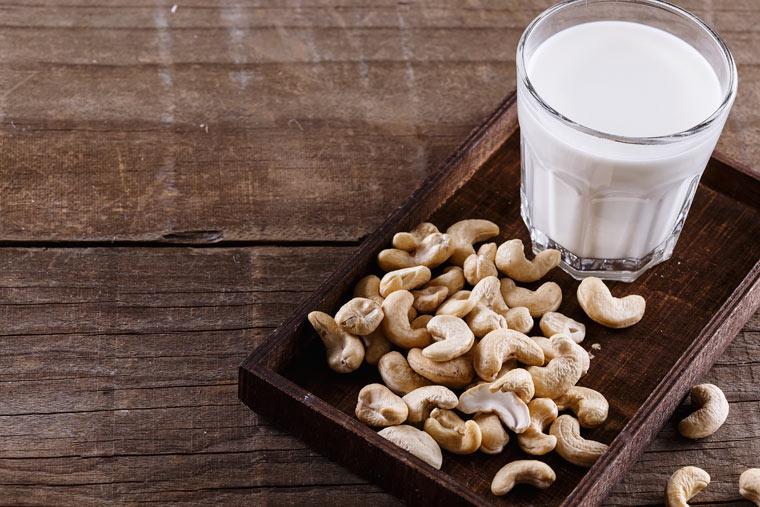 Cashewmilch Rezept
