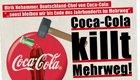 Die giftigen Einwegflaschen von Coca-Cola