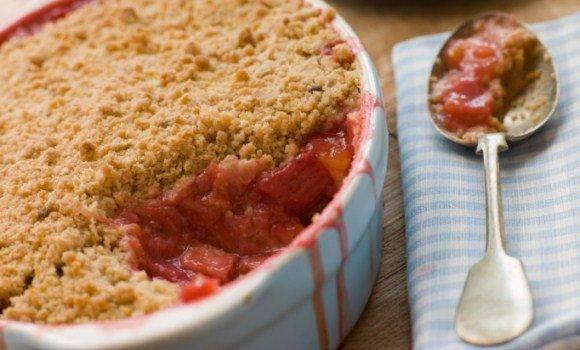 Die leckersten Erdbeer-Rezepte: Vom Sorbet bis zum Crumble