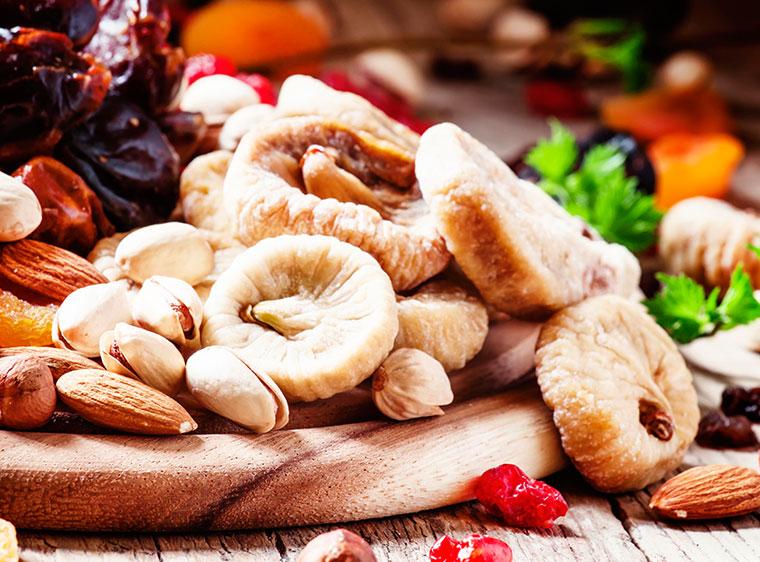 Datteln als Zuckeralternativ - auch zum Backen ideal.