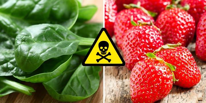 Glyphosat Lebensmittel: Diese sind besonders stark belastet