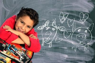 Der erste Schultag ist spannend und aufregend. © farbkombinat - Fotolia.com
