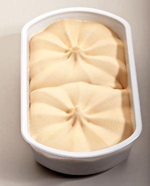 Mogelpackung Eis