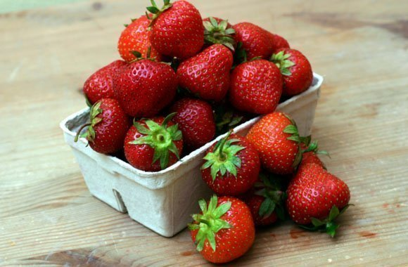 Warum sollte man jetzt keine Erdbeeren kaufen?