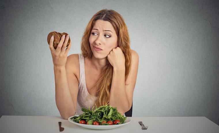 Gesund ist, was der Bauch sagt. So Ernährungsexperte Uwe Knop.