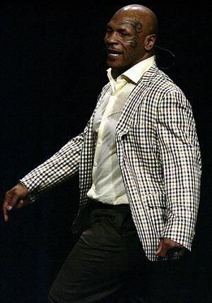 Auch der ehemalige Boxer Mike Tyson ernährt sich vegan ©Eva Rinaldi CC BY-SA 2.0 http://bit.ly/1eejdVQ