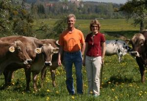 Molkerei Zurwies Familie Biggel