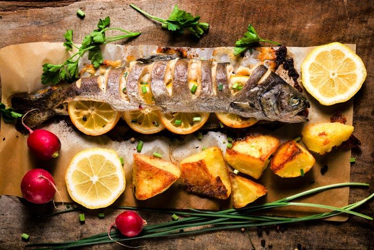 Fisch Rezept