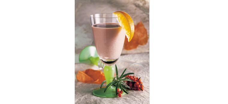 Vitaminreiche Früchte: Sanddorn kann zehnmal mehr Vitamin C enthalten als Orangen und Zitronen.