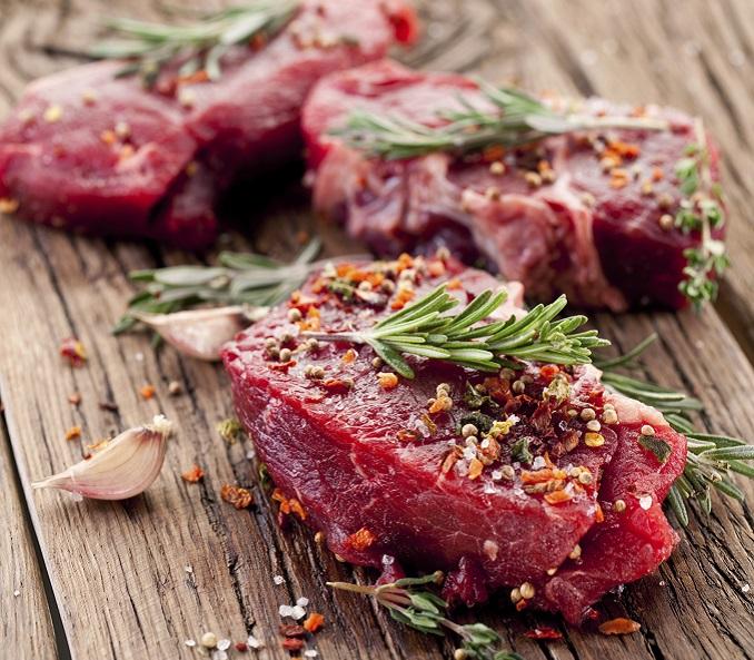 Fleisch Bio Lebensmittel essen