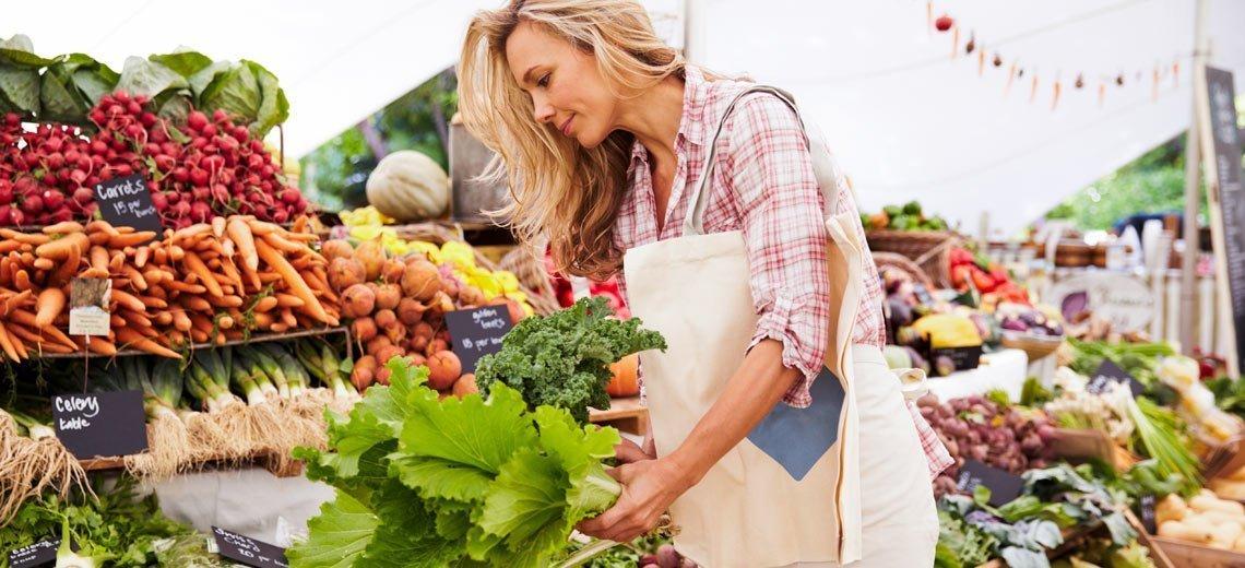 Richtig essen für Gesundheit und Umwelt