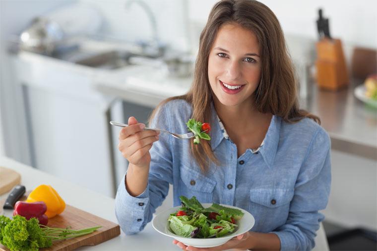 Detoxing mit gesunder Ernährung
