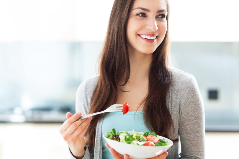 Schlank und rank auch nach der Diät