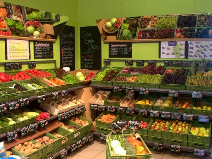 Eine Auswahl an frischem Gemüse © Bundesverband Naturkost Naturwaren