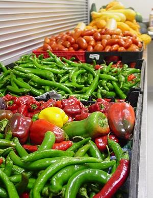 Paprika Markt
