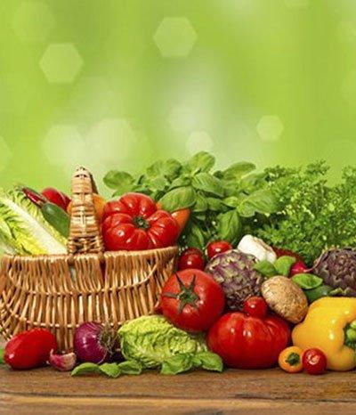 Dieses Obst und Gemüse hat jetzt Saison