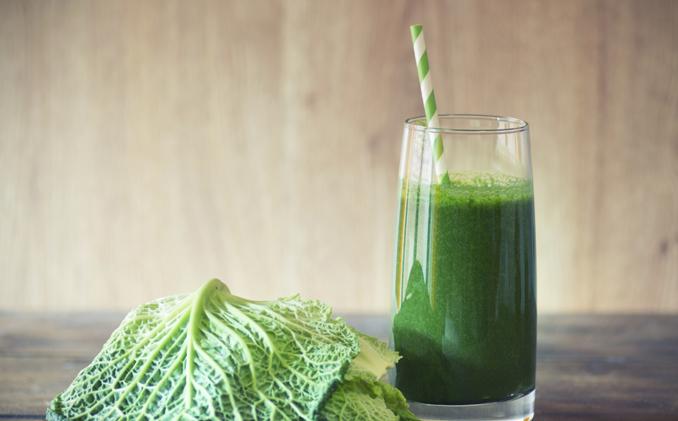 Gemüse macht fit Grünkohl