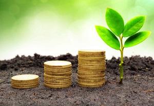 Grünes Geld vermehrt sich. © weerapatkiatdumrong/iStock/Thinkstock
