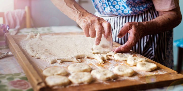 Großmutters beste Rezepte für herrliche Weihnachtsplätzchen