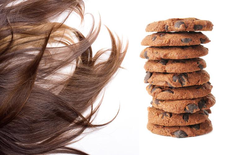 Haarige Kekse
