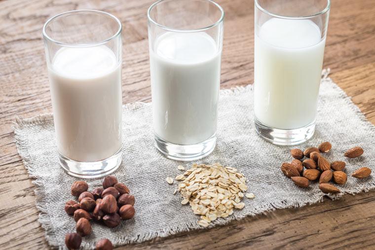 Rezepte für Hafermilch & Pflanzlichen Milchersatz