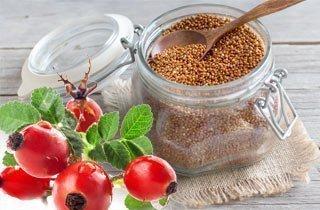 Braunhirse und Hagebutte: Diese Superfood-Kombi ist unschlagbar