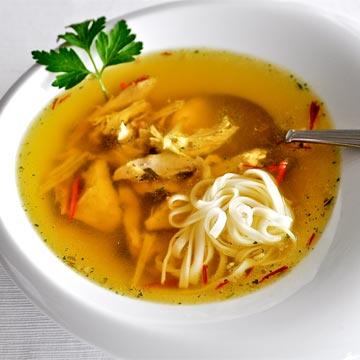 Der Turbo zum Abnehmen: Die Suppe für eine schlanke Figur
