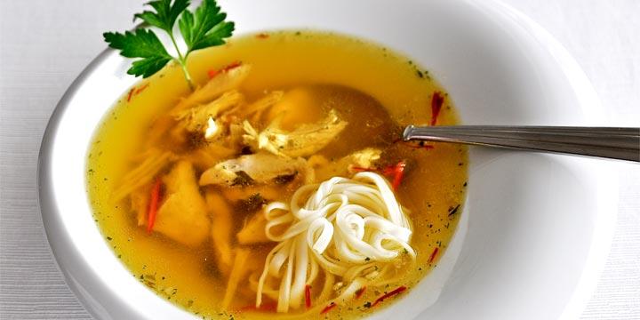 Der Turbo zum Abnehmen: Kennen Sie DIESE Suppe für eine schlanke Figur?