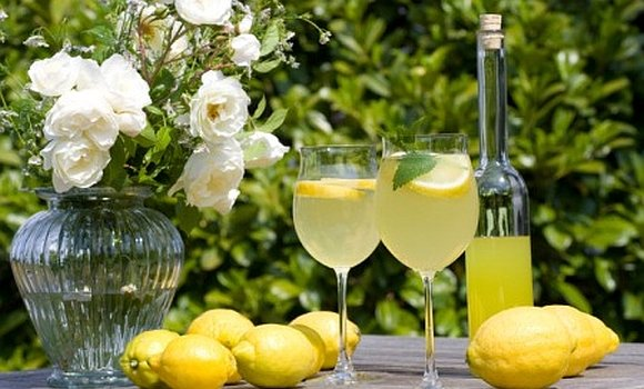 Hugo: Sommerdrink mit selbstgemachtem Holunderblüten-Sirup