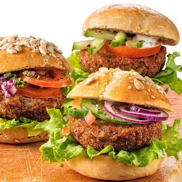 Jetzt gibt es den ersten Insekten-Burger in Deutschland zu kaufen!