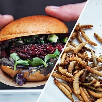 Abgefahren: das sind die Fastfood-Gerichte von morgen!