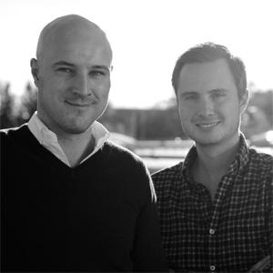 Jarmino Gründer Benedikt und Sebastian