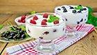 Edler Joghurt Genuss - Laktosefrei und Bio pur