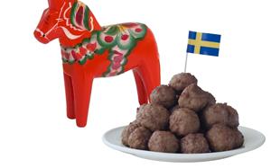 Ikea vegane Köttbullar