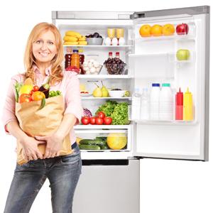 Kühlschrank Lebensmittel Lagerung