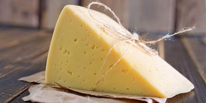 Abwechslung durch Käse aus der Theke