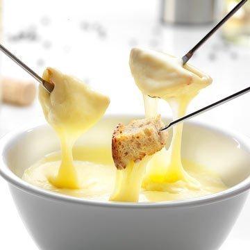 Warmer Käse für kalte Tage